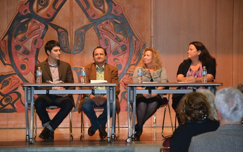 511 aboriginal engagement panel discussion