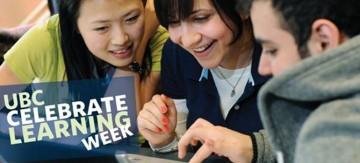 UBC Celebrate Learning Week