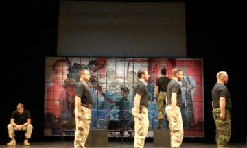 Theatre and therapy join forces for veterans project