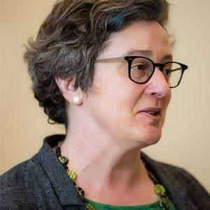 Dr. Michelle Stack, EDST