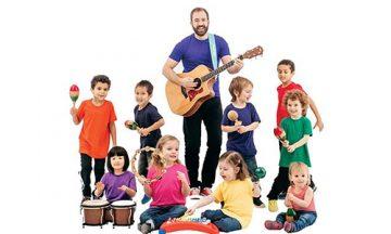 Education Alumnus Will Stroet Receives Juno Nomination for Children's Album of the Year