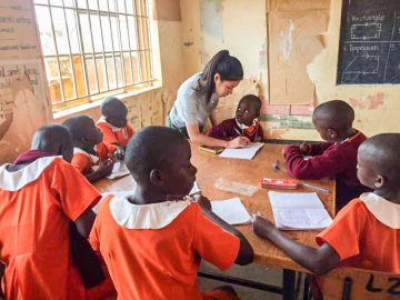 Going Beyond Book Donations to Create Readers in Uganda