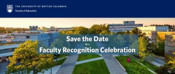 Faculty Recognition Celebration