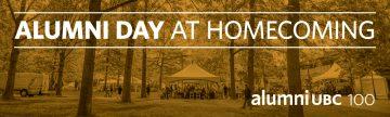 Alumni Day at Homecoming