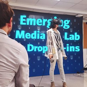 Emerging Media Lab Drop-ins