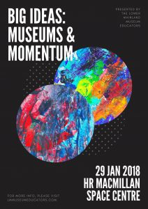 Call for Proposals LMME 2018: Museums and Momentum