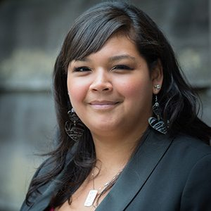 """""""I work in an environment that fuels my passion for Indigenous education and feeds my spirit"""""""