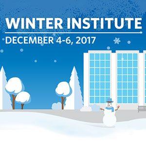 CTLT Winter Institute