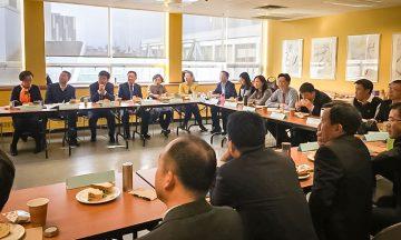 Participants of the November 2017 NAEA Overseas Study Program