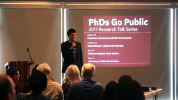 PhDs Go Public 2018 | Education for Change