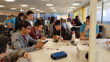 40th Annual Physics Olympics Held in Vancouver