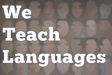 """""""We Teach Languages"""" Podcast Featuring Dr. Ryuko Kubota"""