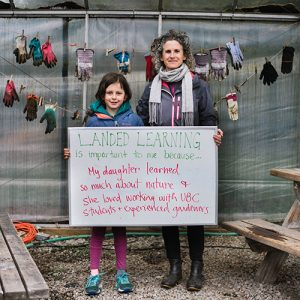 Struggling Hands-on Educational Farm Program Connects Seniors and Youth in Vancouver