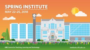 CTLT Spring Institute