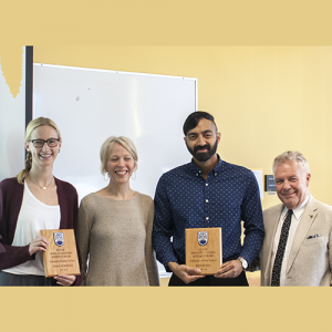 2017/2018 Killam Graduate Teaching Assistant Award Winners Announced