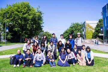 LLED welcomes English-Language teachers from Tokyo, Japan