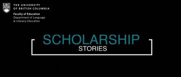 LLED Scholarship Stories: Dr. Ling Shi