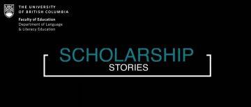LLED Scholarship Stories: Dr. Anthony Paré