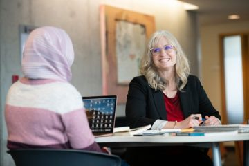 Researcher of the Year, Social Science and Humanities – Dr. Sabre Cherkowski