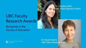 UBC Faculty Research Awards
