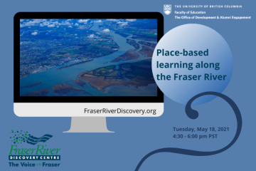 Place-based learning along the Fraser River